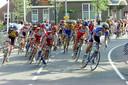 Al decennia een vertrouwd beeld, eind juni in de straten van Luyksgestel. Ook dit seizoen komt het niet tot een wielerronde.