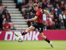 Bournemouth-speler Brooks strijdbaar ondanks ziekte van Hodgkin: 'Ik zal zo mogelijk weer kunnen spelen'