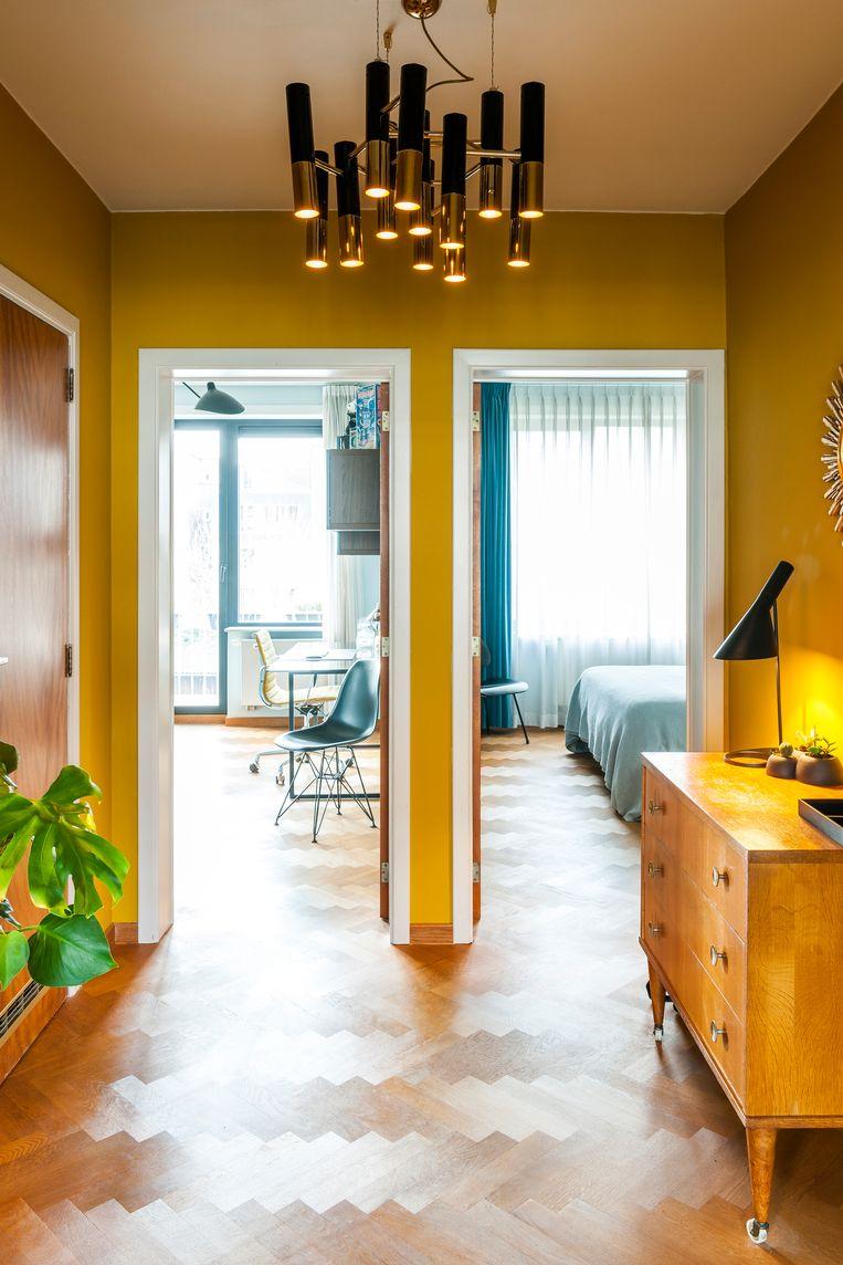Thomas wilde een boetiekhotelgevoel creëren: klein, warm en  persoonlijk. © Luc Roymans Beeld null