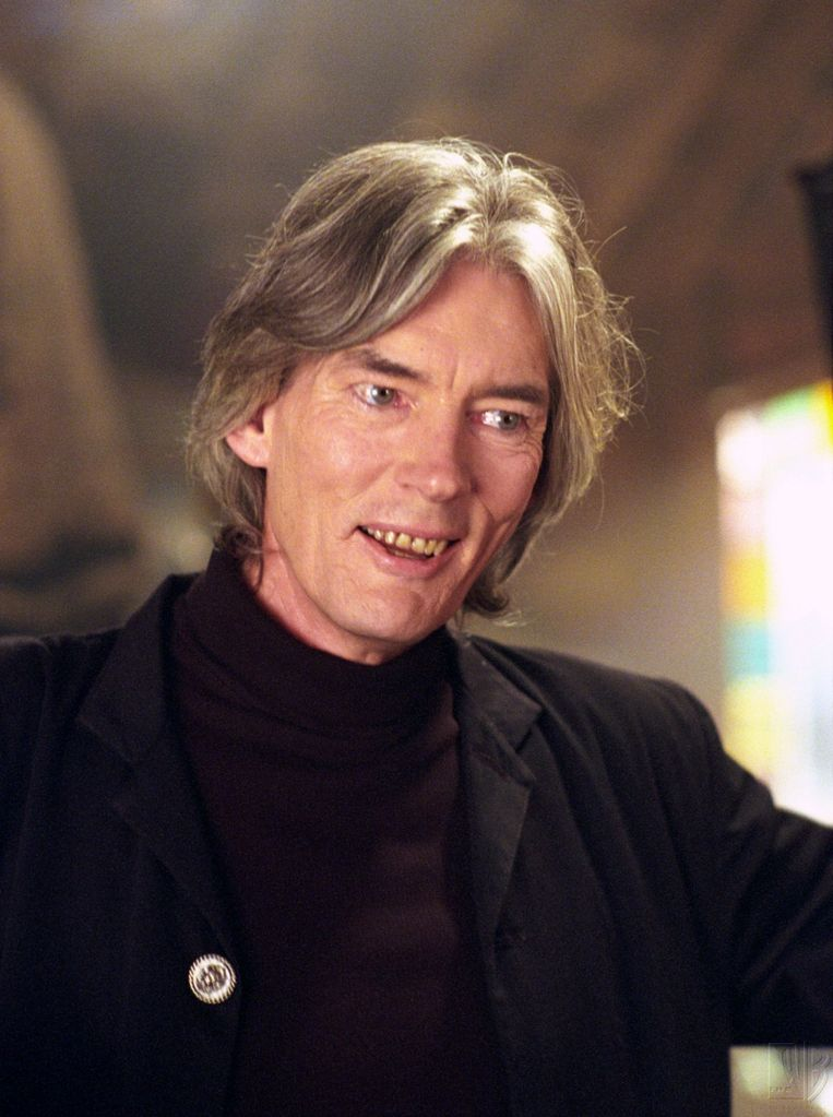 Billy Drago (as Barbas in 'Charmed')