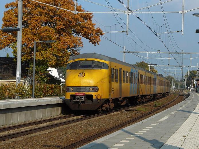 De gelijknamige trein.