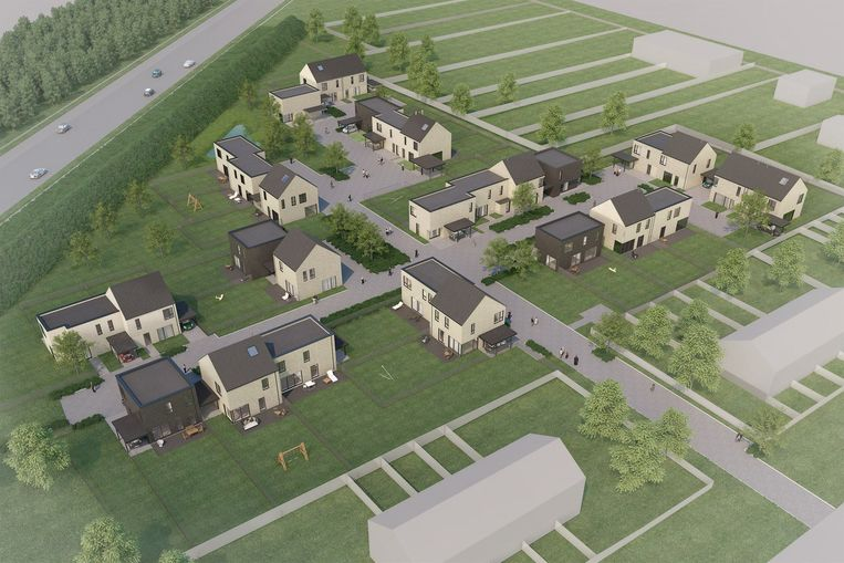 Meer en meer Belgen zijn geïnteresseerd in 'hamsterhuren', waarbij energiezuinige woningen worden gehuurd met de optie tot aankoop met vermindering van het betaalde huurgeld.