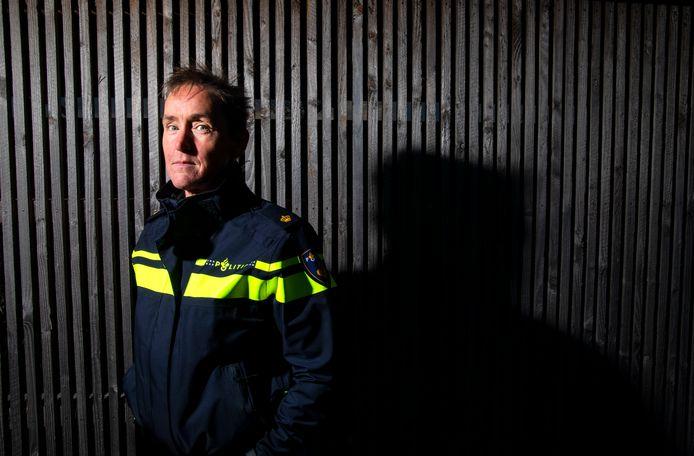Miranda Baas is specialist vermissingen bij de politie in Oost-Nederland.