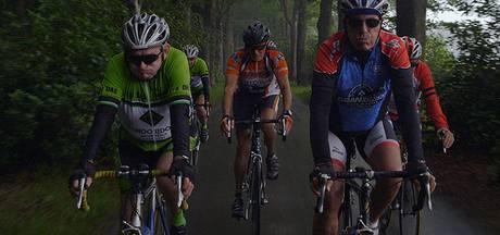 Demarrage: 80-jarige West-Brabantse mannen blijven fietsen tot het eind