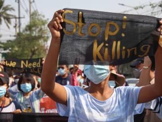 Al meer dan 700 burgerslachtoffers bij aanhoudend geweld in Myanmar