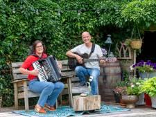 Muziek in de Tuin Balkbrug gaat coronaproof op herhaling