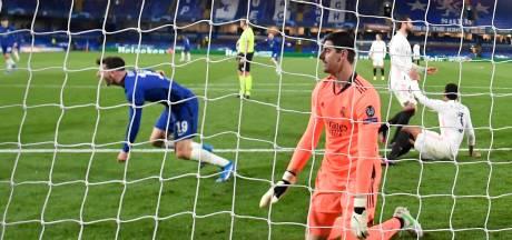 """Courtois reconnaît la supériorité des Blues: """"C'est dur de marquer un but à ce Chelsea"""""""
