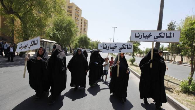 """Al-Maliki: """"Ik blijf premier van Irak, tenzij rechter daar anders over beslist"""""""