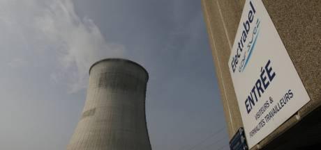 Greenpeace interrompt la simulation d'un accident nucléaire à Tihange
