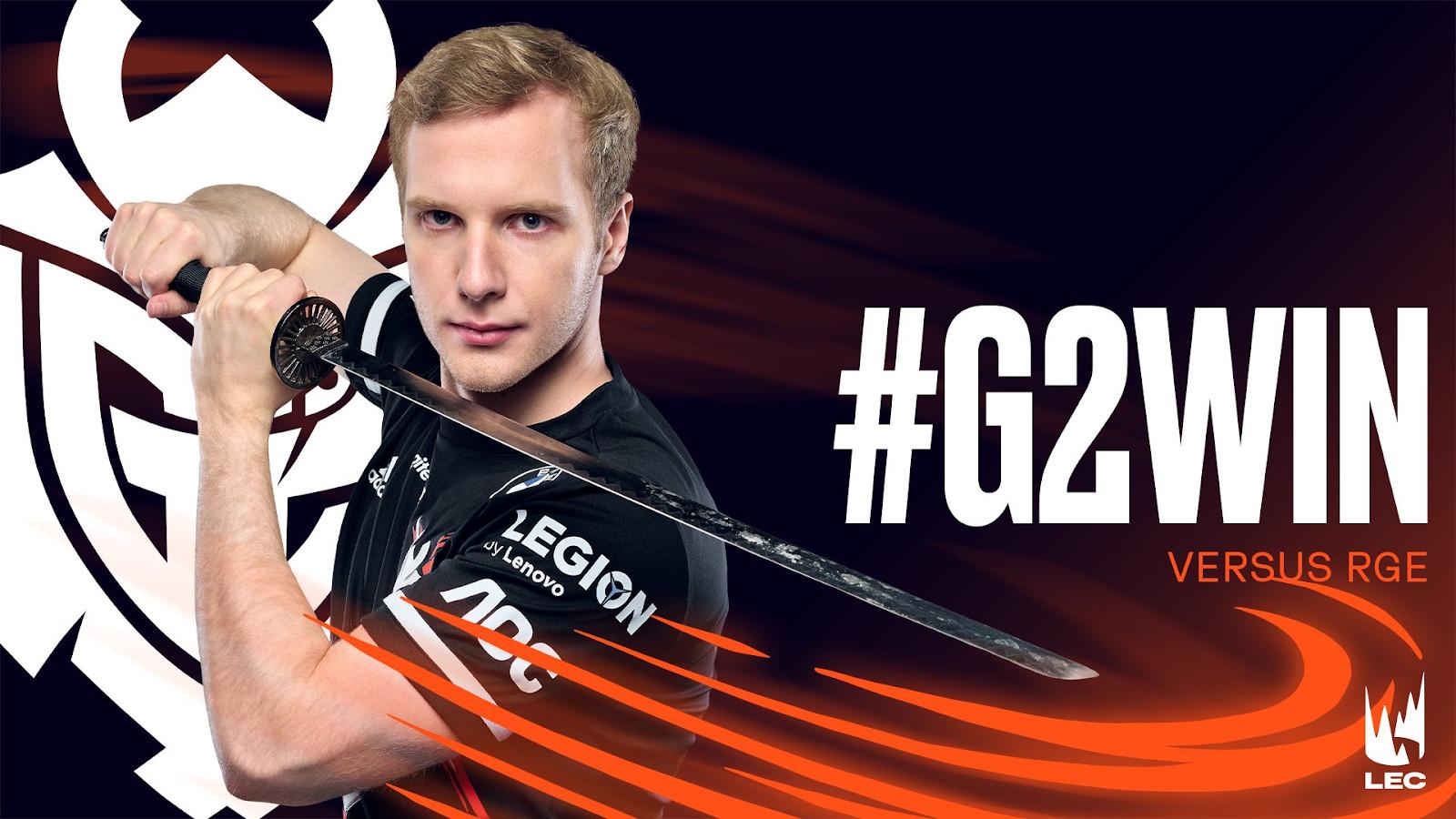 G2 Esports heeft gisteren in een waanzinnige wedstrijd Rogue verslagen tijdens de LEC, Europa's grootste League of Legends-competitie. Tijdens de wedstrijd vielen 52 eliminaties in 39 minuten, wat ongekend is.