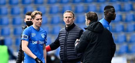 Van den Brom met Racing Genk zeker van Belgische play-offs na ruime zege