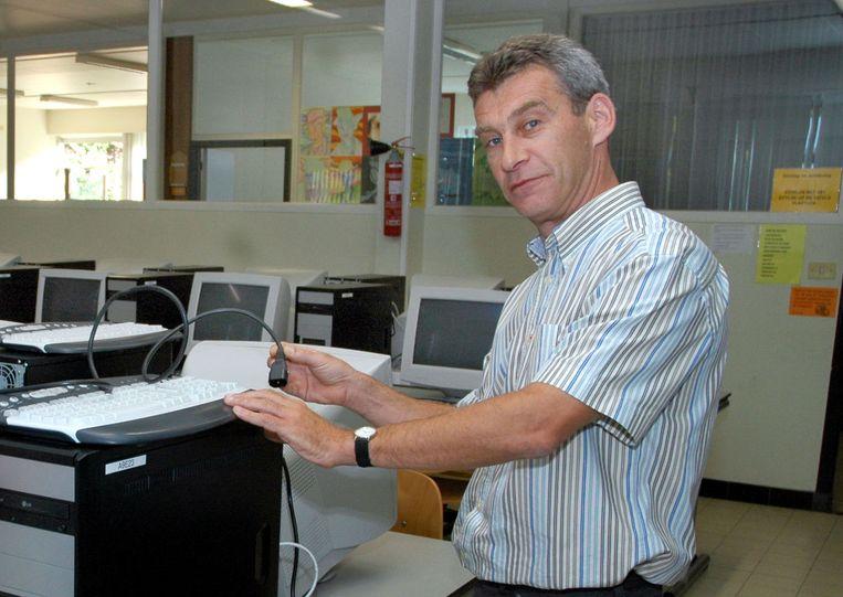 SHT-directeur Danny Gladinez.