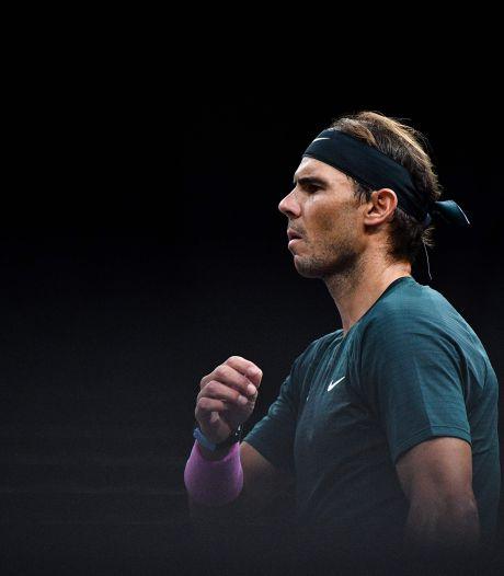 Nadal pour une première, Djoko pour égaler Federer: le programme alléchant du Tournoi des Maîtres