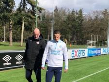 Ibrahim Afellay begonnen aan revalidatie bij PSV