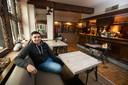 Waël Azdi van Café De Markt in Overpelt.