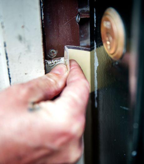 Ruim helft minder woninginbraken gepleegd in eerste helft van dit jaar