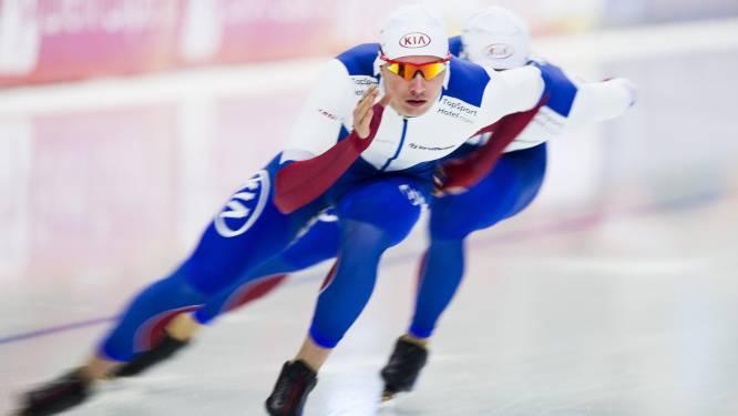 Voorlopige schorsingen voor drie op doping betrapte schaatsers