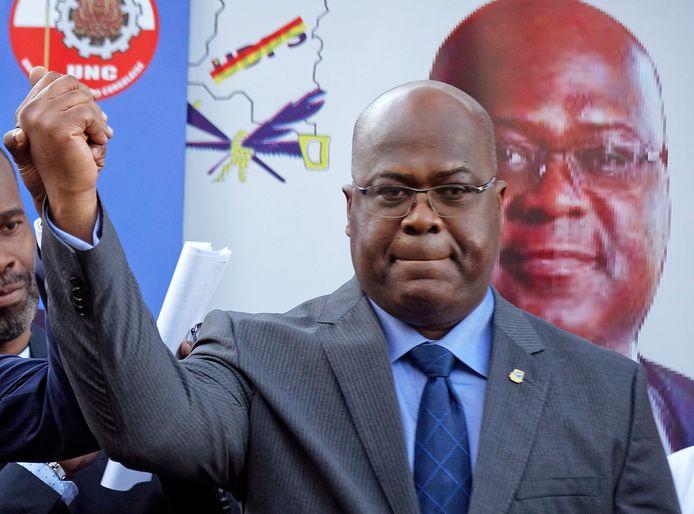 Felix Tshisekedi of Tshisekedi junior