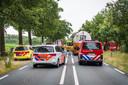 Bij een ongeval op de Peeldijk in Handel vielen half juli drie doden, een echtpaar uit Helmond (55 en 59 jaar) en een 31-jarige man uit Erp.