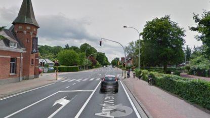 Eenrichtingsverkeer op Antwerpsesteenweg ter hoogte van kruispunt met Vloeiende en Hoogboomsteenweg