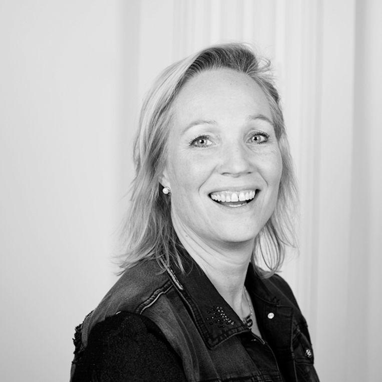 Claire van Campen is general manager van Hard Rock Hotel Amsterdam American. Beeld