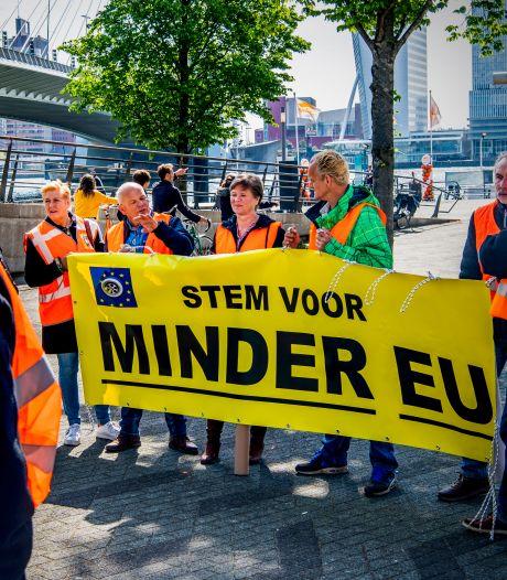 Voorman Rotterdamse hesjes trekt stekker eruit: 'Alle tijd en moeite, het is voor niets geweest'