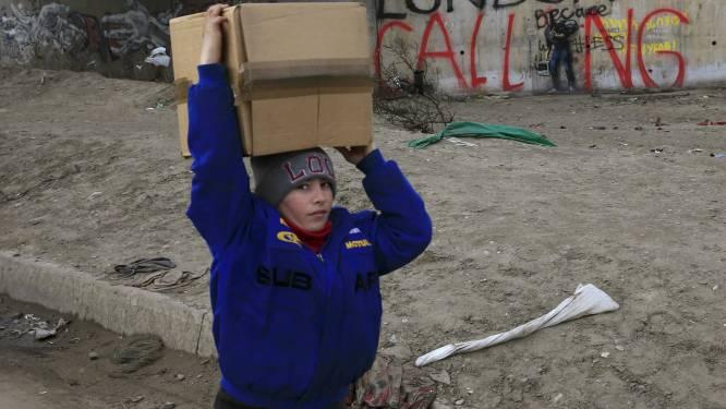 Klacht tegen Franse overheid om minderjarigen in 'Jungle' van Calais
