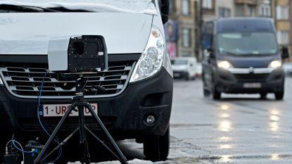 Meer dan kwart van bestuurders wordt geflitst in Rechtstraat