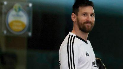 Lionel Messi best betaalde sporter van het jaar