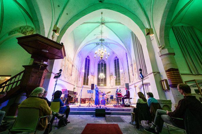 De Oude Mattheüskerk dient al als podium voor concerten. In de toekomst zal dit vaker gebeuren.