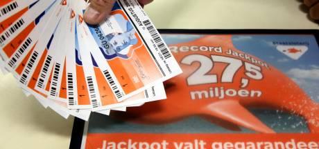 Udenaar wint een miljoen euro in de Staatsloterij