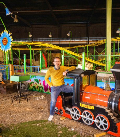 Rick (36) neemt vermaard maar vervallen Speelstad Oranje over: 'Werk van Hennie van der Most voortzetten'