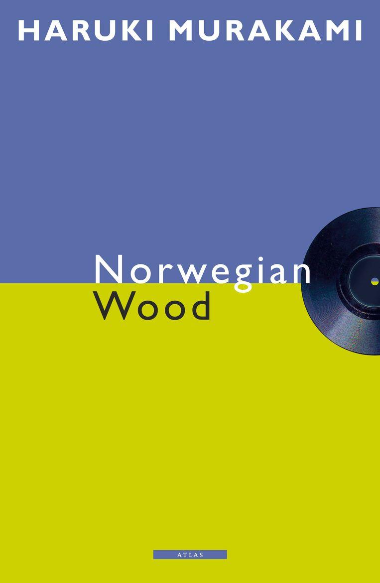 Haruki Murakami: Norwegian Wood. Ontwerp Zeno, 2007. Beeld Atlas Contact
