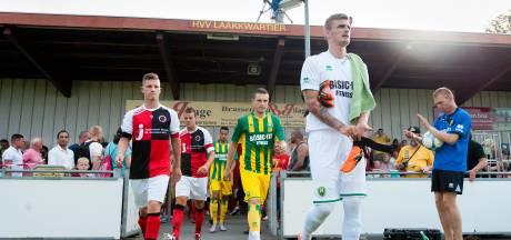 Een karakteristiek Haags voetbalfeestje: 'Bij duel met ADO merk je hoe bijzonder Laakkwartier is'