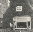 Het ouderlijk huis van Hilde Bleijswijk in het Friese dorp Reduzum.