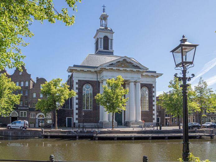 De Havenkerk in Schiedam.