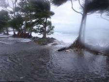 Des centaines de personnes évacuées aux Tonga touchées par un puissant cyclone