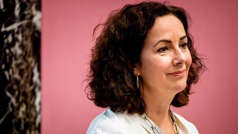 De Amsterdamse burgemeester Femke Halsema Beeld anp