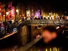 Coalitiepartijen: verplaats prostitutie om Wallen te ontlasten