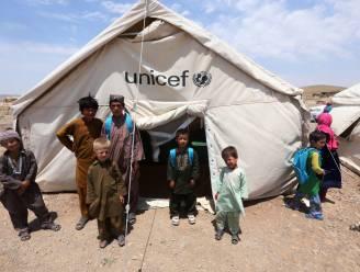 """Unicef: """"Te veel kinderen vallen nog uit de boot"""""""