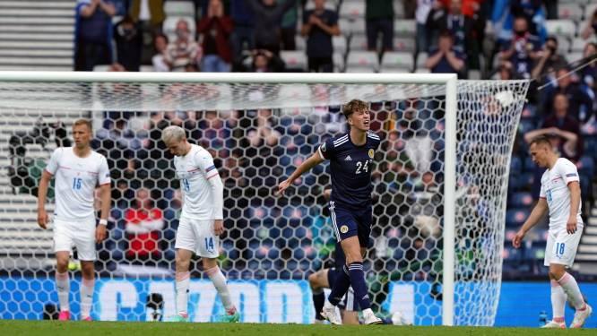 """Schots international Jack Hendry (KVO) speelt op Wembley dé match van zijn leven: """"Hij heeft álles voor een topcompetitie"""""""