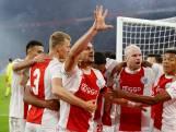 Tadic geniet bij Ajax: 'Deze club is nooit tevreden, daarom ben ik hier zo op mijn plek'
