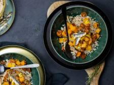 Wat Eten We Vandaag: Couscous met pompoen en ansjovis