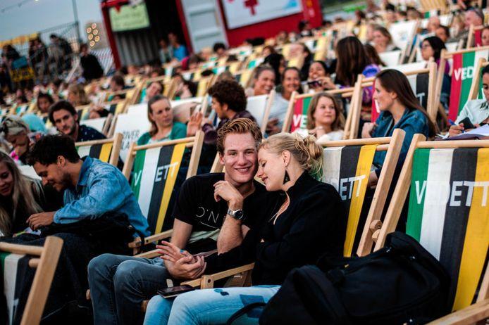 Bij De Vrijhaven aan de Nijverheidsweg worden in september vijf dagen lang films getoond in de openlucht.