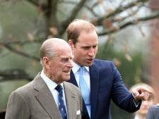 """""""Mon grand-père va me manquer"""": l'hommage poignant du prince William"""