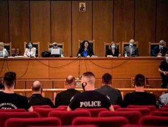 Leider Gouden Dageraad veroordeeld, neonazi schuldig aan moord op Griekse rapper