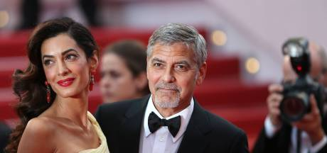 Clooneys ontkennen aanstaande gezinsuitbreiding