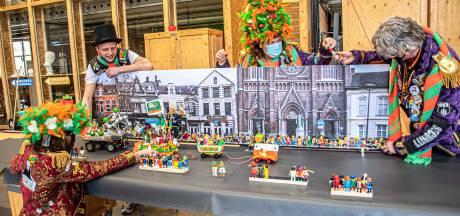 Klein beetje carnaval in Tilburg: 't Opstoetje trekt door Ontdekstation 013
