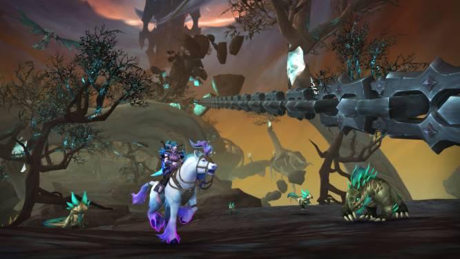 Nieuwe 'World of Warcraft'-content neemt diepere duik in eigen geschiedenis van de game
