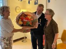 Lintje voor allround vrijwilliger Ben Wouters uit Bergharen